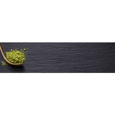 Matcha-ske i bambus