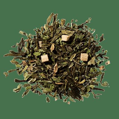 Grøn Mint Karamel