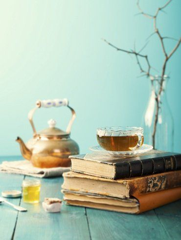 Økologiske teer